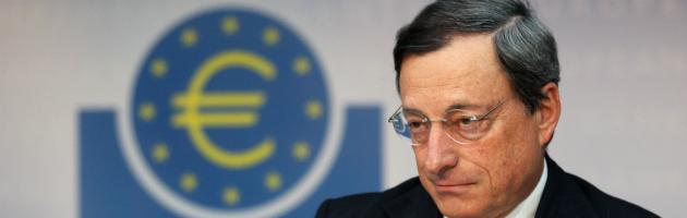 """Crisi, Draghi: """"La Bce ha evitato il disastro. Pronto lo scudo antispread"""""""