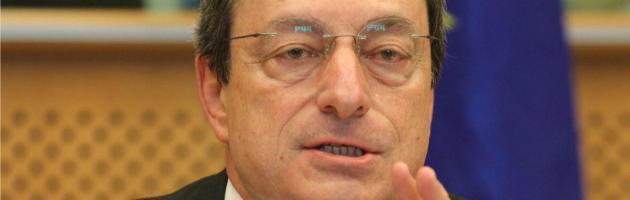 Eurocrisi, Draghi delude le attese e la febbre dello spread risale. Borse in rosso