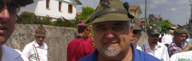 Arrestato presidente degli alpini. Deteneva illegalmente un arsenale in casa