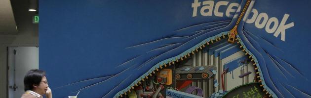 Facebook ha perso metà del valore in Borsa. Oggi scaduto divieto di vendita
