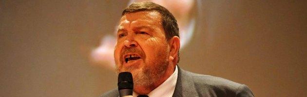 """Trattativa Stato-mafia, Ferrara in tv attacca: """"Fottuti pm"""""""
