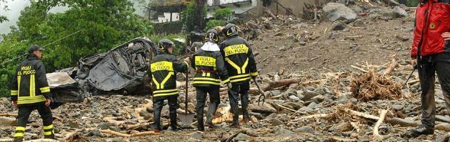 Nubifragio causa frane in Alto Adige: due morti, rientrati i 150 sfollati