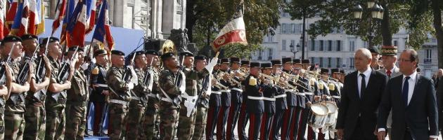"""Siria, Hollande: """"Pronti a intervento armato se saranno usate armi chimiche"""""""