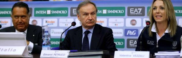 Coni, Petrucci e Pagnozzi si dimettono da presidente e ad della Servizi Spa