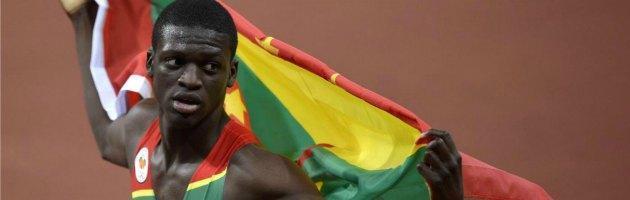 """Londra 2012, nel medagliere """"statistico"""" Grenada batte tutti. Cina compresa"""