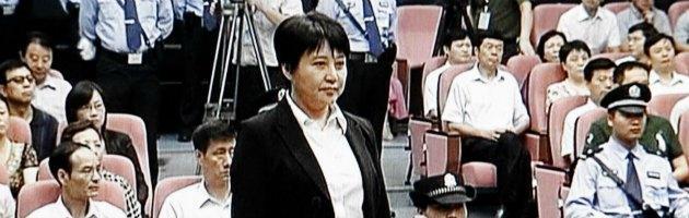 Cina, verdetto scontato per Gukailai. Confessato l'omicidio di Neil Heywood