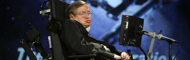 Paralimpiadi 2012, lo scienziato Hawking protagonista della cerimonia di apertura