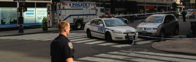 New York, licenziato dal suo capo vuole vendicarsi: due morti