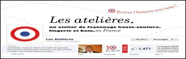 Francia, operaie licenziate ritrovano lavoro grazie a Facebook (e a una donna)