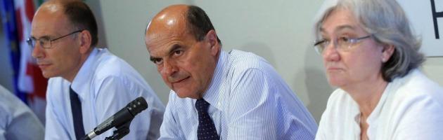 Il Pd ha già spartito i posti al governo: Bersani premier, D'Alema e Letta ministri