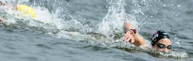 Londra 2012, riscatto azzurro in atletica e nuoto: Grimaldi e Donato di bronzo