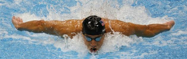 Londra 2012, Phelps nella storia: vince tutto e si ritira a 27 anni