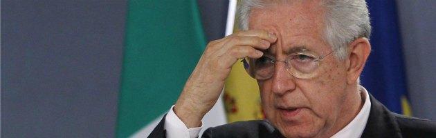 """Monti: """"Temo che sforzi siano vanificati"""". E non chiude a un futuro politico"""