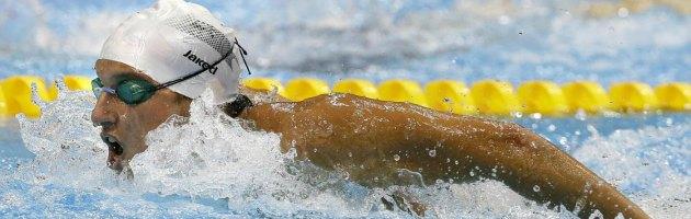 Paralimpiadi, Morlacchi prima medaglia italiana. Bronzo nei 100 farfalla