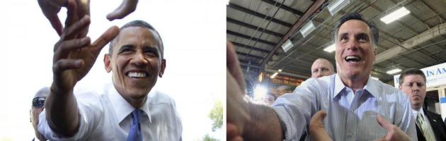 Presidenziali Usa, questa sera primo dibattito in tv tra Obama e Romney
