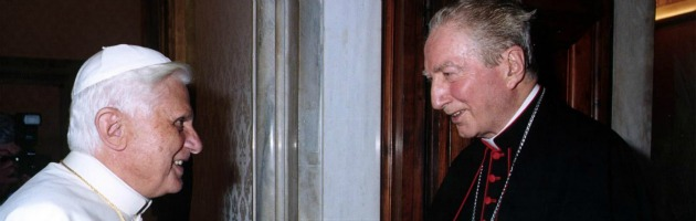"""Cardinal Martini, il presidente Napolitano: """"Grave e dolorosa perdita. Grande maestro"""""""