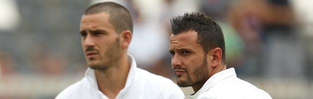 Calcioscommesse, niente patteggiamento per gli juventini Bonucci e Pepe