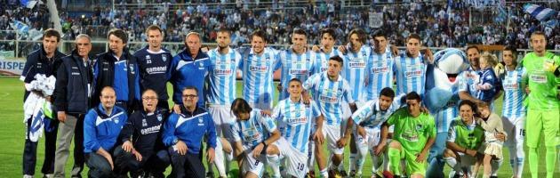 Arriva l'Inter, a Pescara è tutto esaurito. E i politici locali vogliono entrare gratis