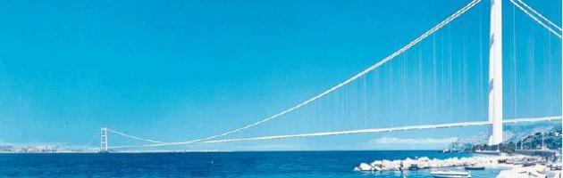 Ponte sullo Stretto di Messina, i tecnici mettono la parola fine sul progetto