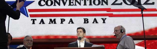 Presidenziali Usa, Ryan infiamma la convention repubblicana. Tra le proteste