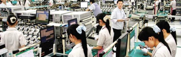 Cina Partner Commerciale Di Samsung Accusato Di