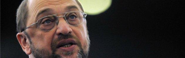 """Parlamento Europeo, Schulz: """"Offese di Borghezio a Kyenge inaccettabili"""""""