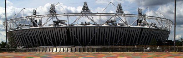 """Lo stadio olimpico di Londra 2012? """"Potrebbe riaprire solo nel 2016"""""""