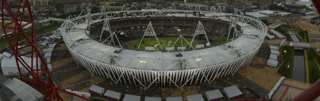 Londra 2012, le gare di atletica nello stadio costruito sopra i rifiuti radioattivi