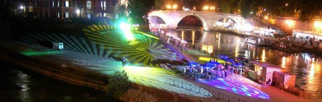 Roma, il Tevere è il fiume del business: per ogni concessione spuntano 15 locali