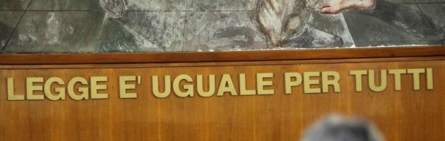 'Ndrangheta, 4 anni e 7 mesi a giudice. Condanne per boss clan Valle-Lampada