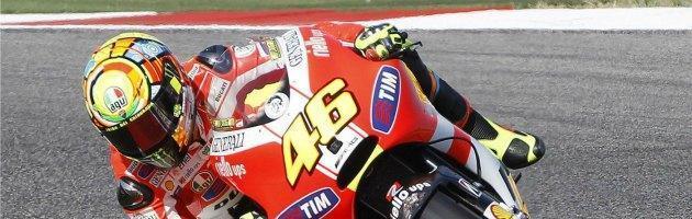 """MotoGp, Valentino Rossi addio alla Ducati. Il """"Dottore"""" torna alla Yamaha"""