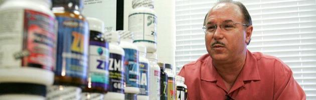 """Londra 2012, per il 'dottor' Victor Conte la lotta al doping è solo """"propaganda"""""""