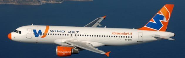 Windjet, cancellati quattro voli a Fiumicino. Saltato l'incontro con Enac