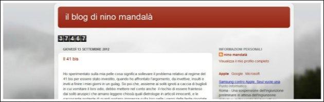Nino Mandalà Blog