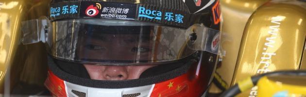 Gp Monza per la prima volta senza italiani, ma col primo cinese della storia in F1