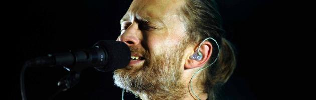 I Radiohead conquistano Bologna. In 25 mila per Thom Yorke (gallery)