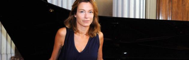 "Stefania Rocca ""recita"" al Comunale: ""Eleviamo la cultura del pubblico"" (gallery)"