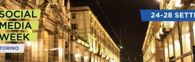 Social Media Week Torino