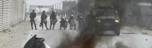 Manifestazioni Afghanistan