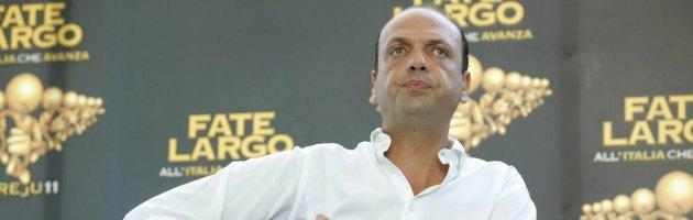 """Legge elettorale, Alfano: """"Va approvata entro il 10 ottobre, anche senza accordo"""""""