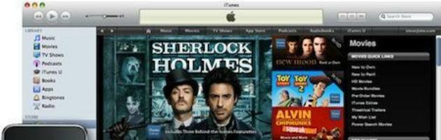 """iTunes? Solo noleggio"". Altroconsumo (e Bruce Willis) contro Apple"