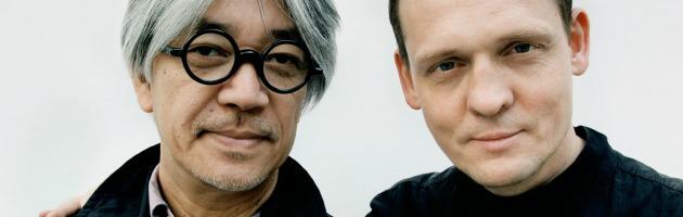 RoBOt Festival, l'anteprima a Bologna con Ryuichi Sakamoto e Alva Noto