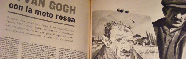 Apre il museo della storia della psichiatria dove fu chiuso il pittore Ligabue