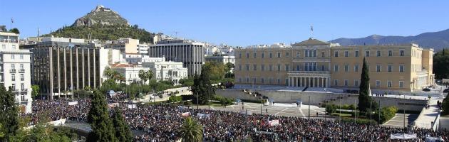 Crisi greca, nuovi documenti che scottano. Arrestato un altro giornalista