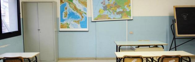Scuola, quasi 28 mila edifici in aree a elevato rischio sismico