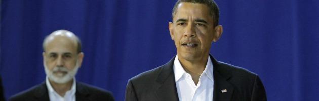 Stati Uniti, la Fed acquisterà bond e spinge Obama verso la conferma