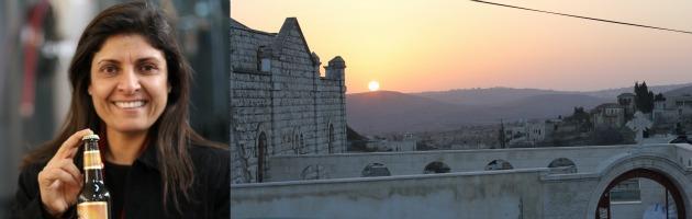 """Buthina, prima regista in Palestina: """"Così raccontiamo il nostro tempo"""""""