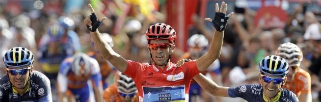 Contador torna dopo la squalifica per doping e vince la Vuelta di Spagna