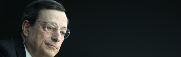 Spread, Draghi punta sull'acquisto illimitato di titoli di Stato. Veto della Merkel