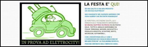 Milano, la mobilità sostenibile si mostra (e si prova) a Elettrocity